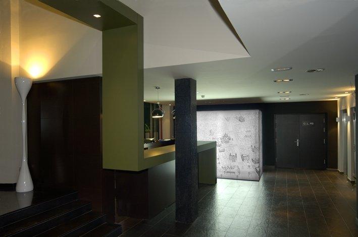 Hotel Ciutat de Barcelona Lobby