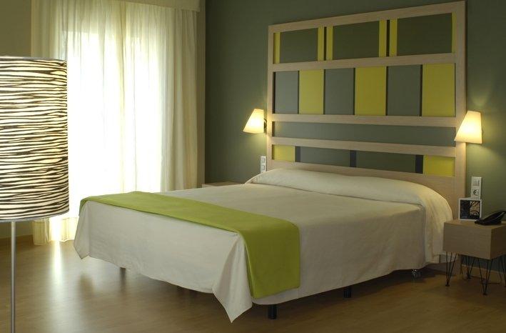 Hotel Ciutat de Barcelona Zimmeransicht