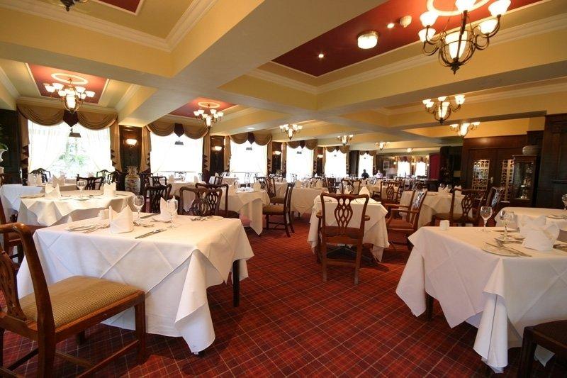 Beech Hill Hotel Gastronomia