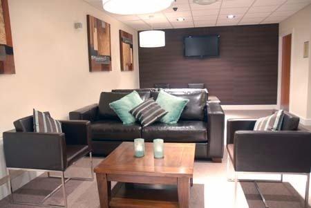 Arc Apartments By Stay Birmingham - Lobby view