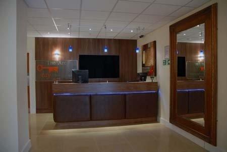 Arc Apartments By Stay Birmingham - Reception