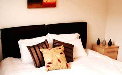 Arc Apartments By Stay Birmingham - Double Bedroom