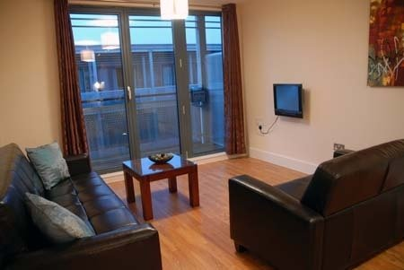 Arc Apartments By Stay Birmingham - Lounge