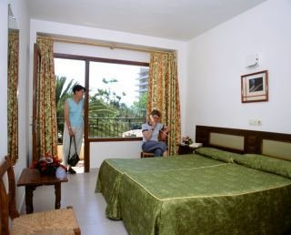 Hotel Panorama - Guest Room