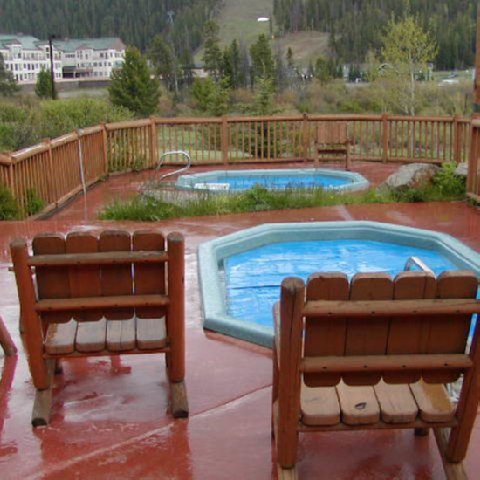 Tenderfoot Lodge - Hot Tub New