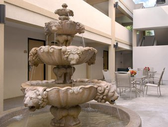 Hilton Garden Inn Charlotte/Ayrsley Lobby