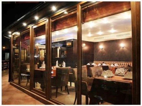Hotel Riviera - Hotel Riviera Breakfast Area