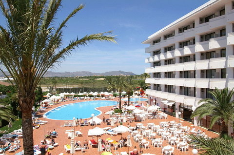 Hotel Marina Delfin Verde - Pool