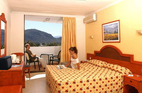 Hotel Marina Delfin Verde - Guest Room