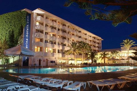 Hotel Marina Delfin Verde - Hotel