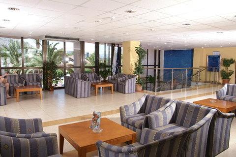 Hotel Marina Delfin Verde - Lounge