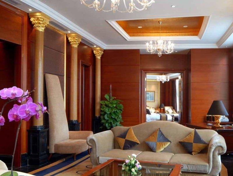 深圳凯宾斯基酒店 客房视图