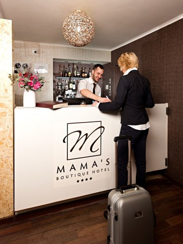 Mamas Design and Boutique Hotel - Roof top terace with jacuzzi
