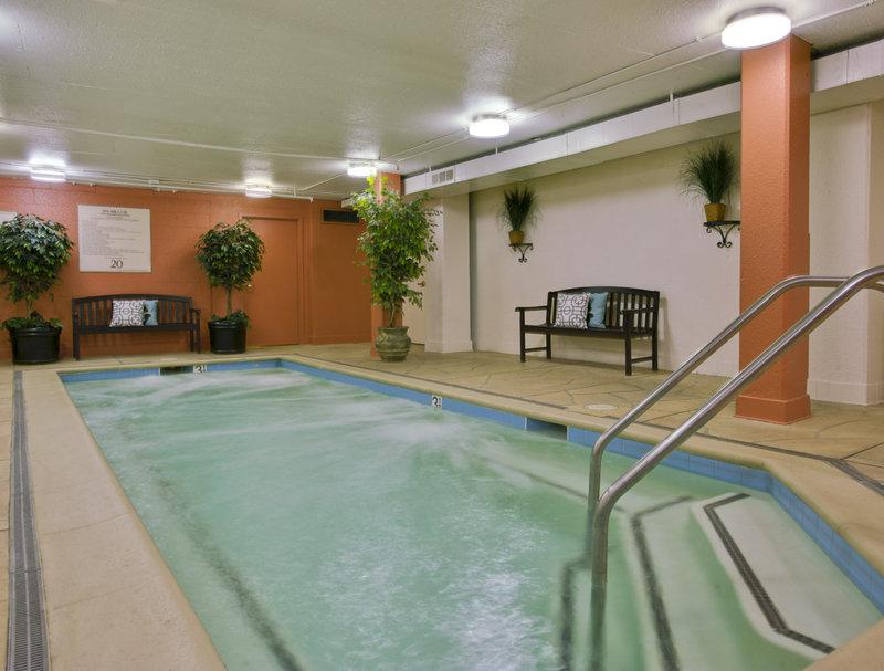 Residence Inn Beverly Hills Zona de wellness