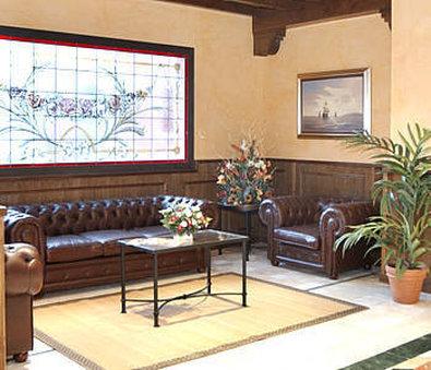 Hotel El Fenix - Lobby