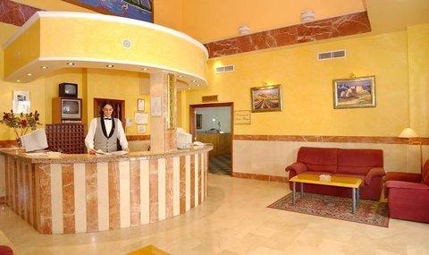 Hotel Stella Maris - Lobby