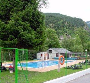 Aparthotel AnnaPurna - Pool