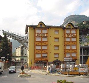 Hotel Font - Hotel