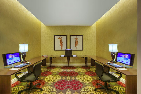 Monaco Baltimore A Kimpton Hotel - Business Center