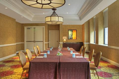 Monaco Baltimore A Kimpton Hotel - Caracas Meeting Room