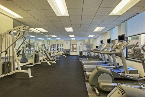 Monaco Baltimore A Kimpton Hotel - Fitness Center