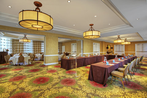Monaco Baltimore A Kimpton Hotel - Athens Meeting Room - Combined