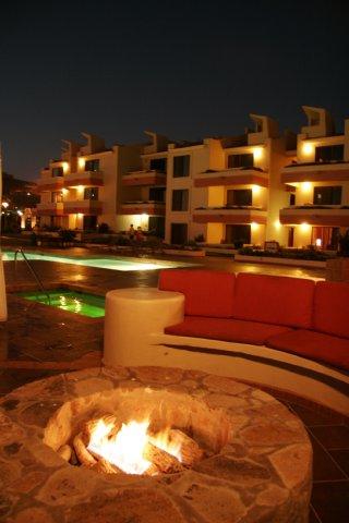 Punta Morro Resort - At Night