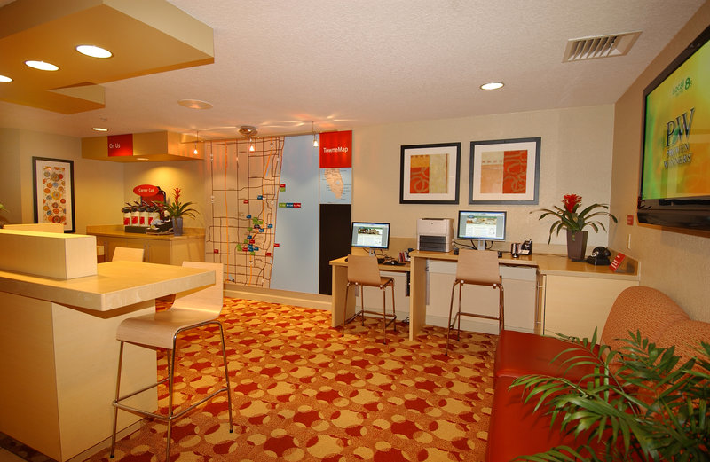 TownePlace Suites Boca Raton Lobby
