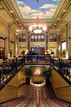 The Belden-Stratford - Lobby