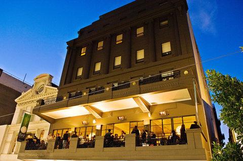 Hotel Richmond - Exterior