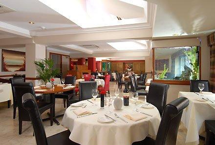 Buckingham Villiers Hotel Ravintolat