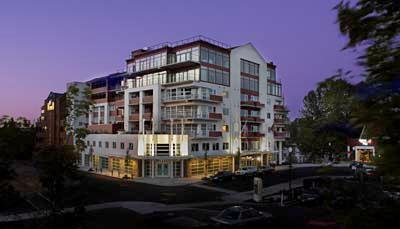 Avalon Hotel & Spa - Portland, OR