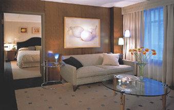 The Listel Hotel Sviitti
