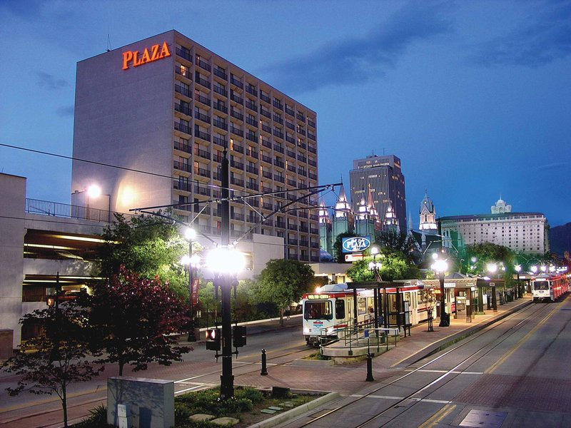Salt Lake Plaza Hotel-Temple - Salt Lake City, UT