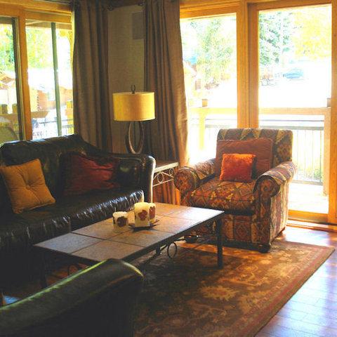 Lift One Condominiums - Living Room