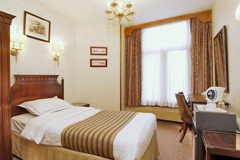 Atlanta Hotel Amsterdam - Guest Room