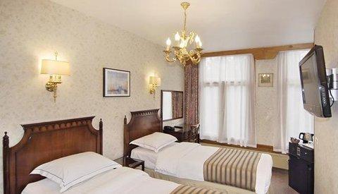 Atlanta Hotel Amsterdam - Deluxe Room