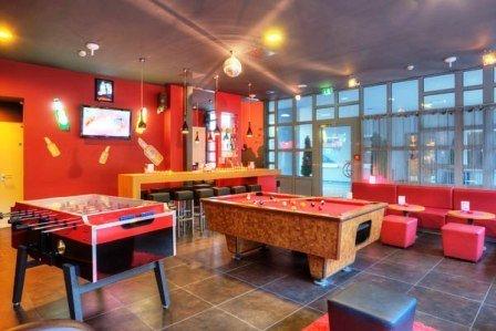 MEININGER Hotel Hamburg City Center - GAMES ROOM