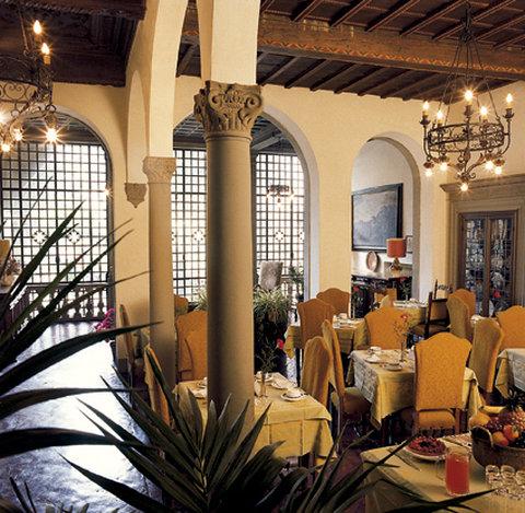 Hotel Monna Lisa -Florence City Centre - Restaurant