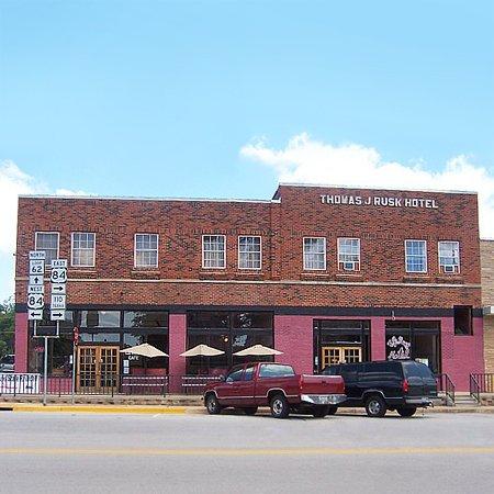 Rusk Hotel - Rusk, TX