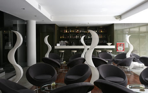 Be Hotel - Bar-Lounge
