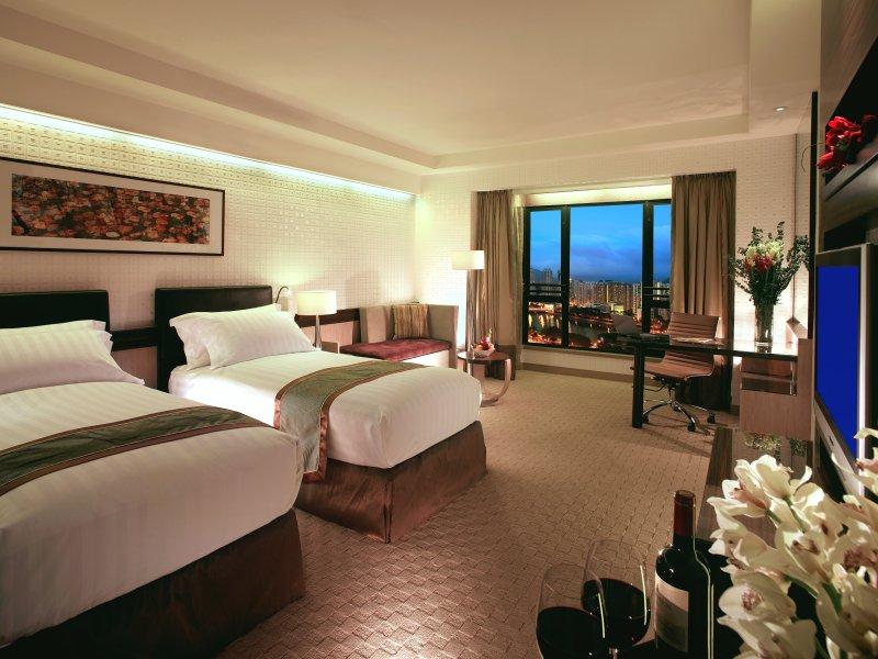 Royal Park Hotel Odanın görünümü