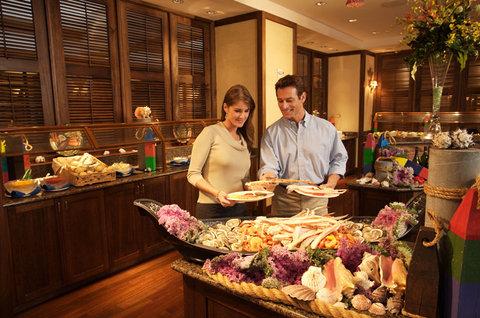 Hilton Daytona BeachResort-Ocean Walk Village - Dining
