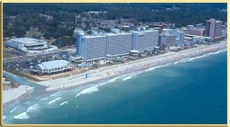 Crown Reef Beach Resort and Waterpark - Myrtle Beach, SC