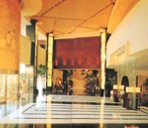 Changzhou Grand Hotel - Lobby View