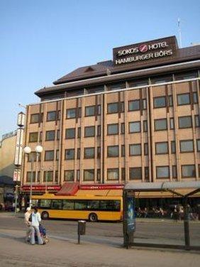 Sokos Hotel Hamburger Börs Vue extérieure