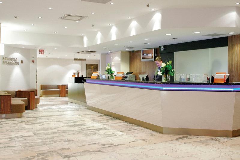 Sokos Hotel Hamburger Börs Lobby