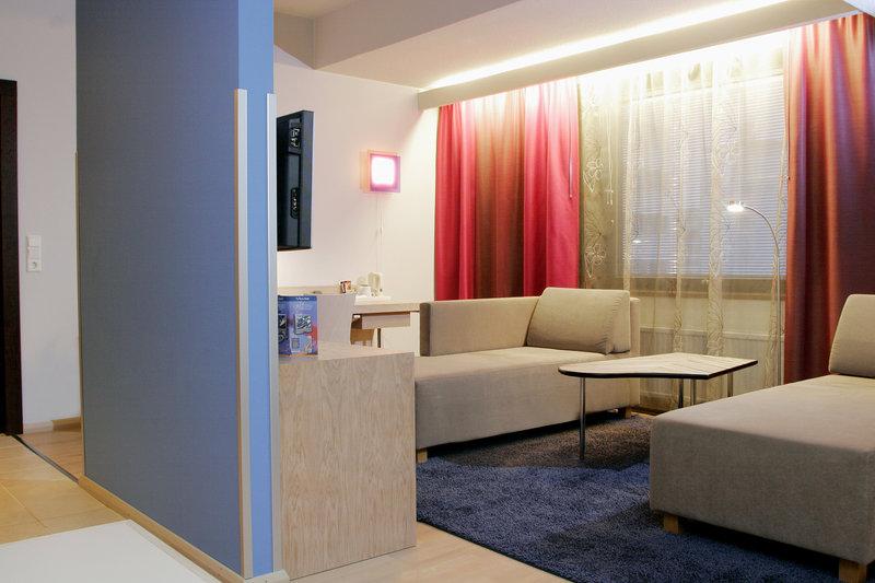 Sokos Hotel Hamburger Börs Suite