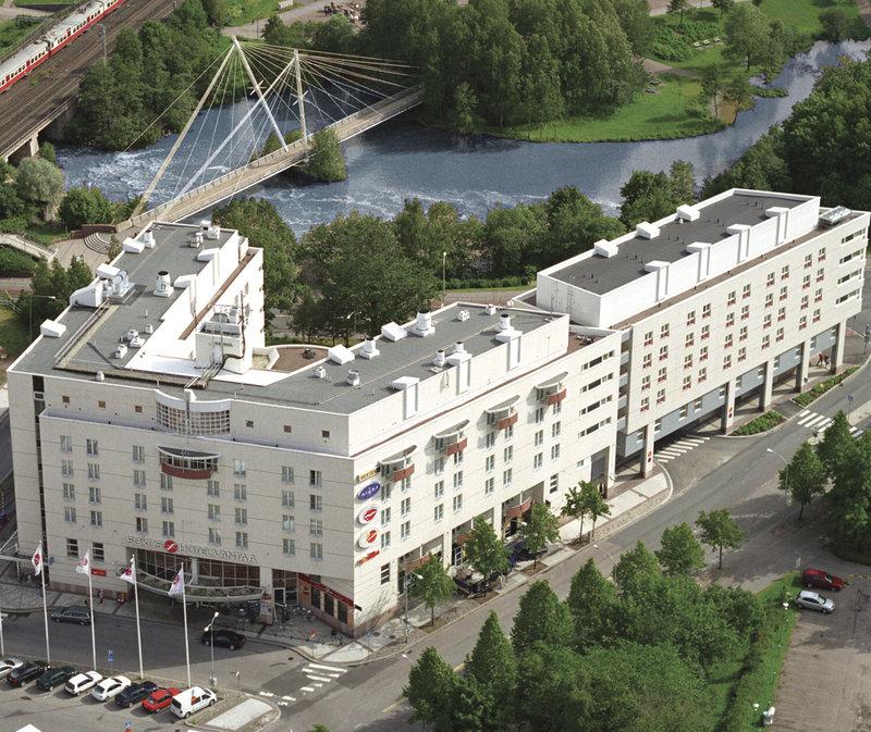 Sokos Hotel Vantaa Pohled zvenku
