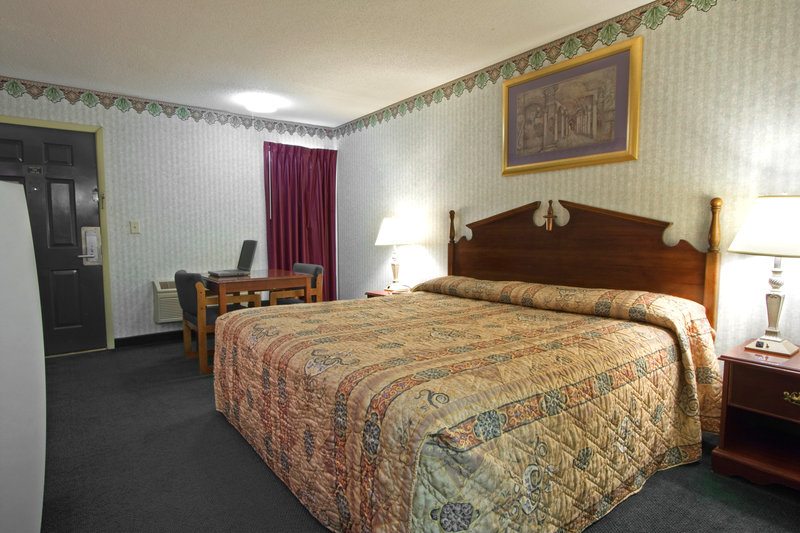 Americas Best Value Inn - Anderson, SC